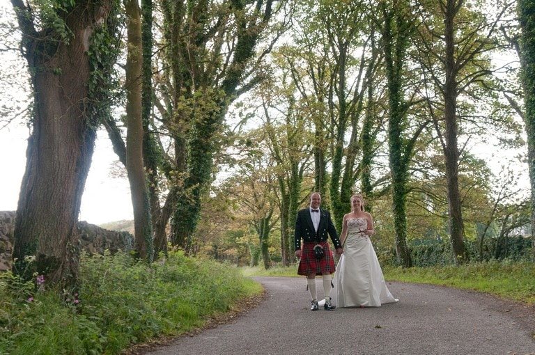 Knockbrex Wedding Photography