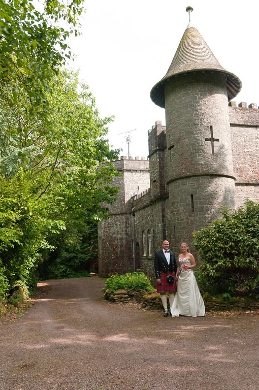Knockbrex Castle